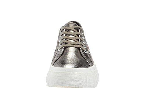 Superga Damen Sneaker Grau Grau