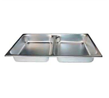 winco spfd2 steam table pan - 1