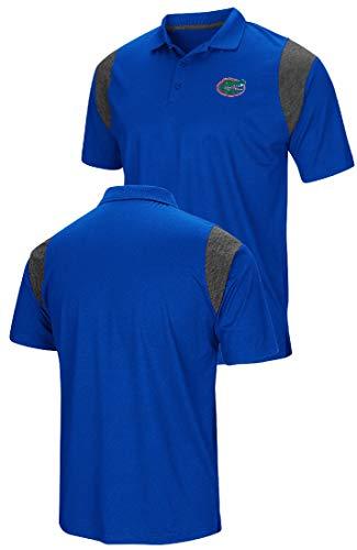 (Colosseum Florida Gators Mens Royal Friend Polo Shirt (X-Large))