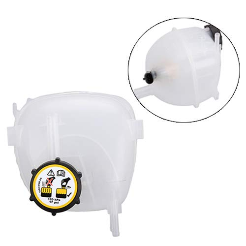 Dromedary Radiator Coolant Overflow Bottle Reservoir Expansion Tank for 2003-10 Saab 9-3 9202200