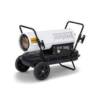 Trotec Calentador de gasoil IDE 20 D potencia térmica nominal de 20 kW