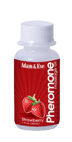 Pheromone Fluid - Adam & Eve Pherormone Massage Oil