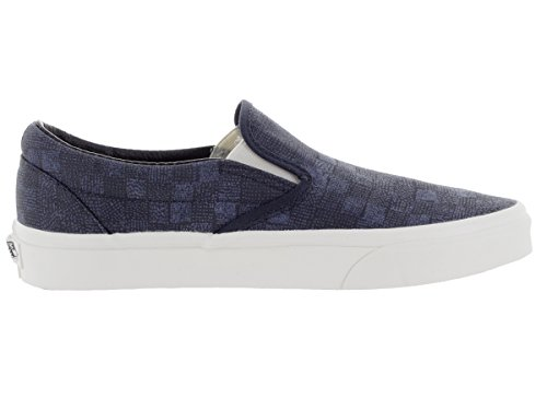 Vans Classic Slip-On (Indigo Check) Bprnt / Prsnn