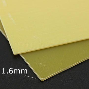 Buy Glassfibre Sheet Glass FR4 Fibreglass Sheet 300*150mm Online at