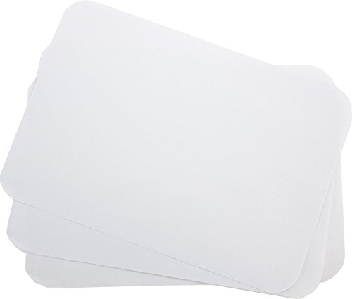 Primo Dental Products TCBWH Tray Cover Ritter, 8.5'' x 12.25'',''B'' White (Pack of 1000)