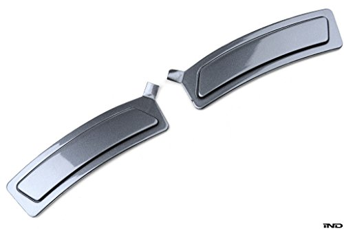 IND Painted Front Reflector Set for F30 3 Series (Mineral Gray -