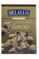 DeLallo Gnocchi, Potato, Whole Wheat 16.0 OZ(Pack of 2)