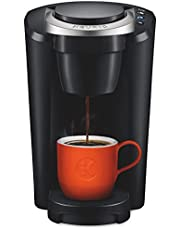 Keurig K-Compact Single Serve K-Cup Pod Coffee Maker, Energy Efficient And Features A Slim Removable Reservoir, Black