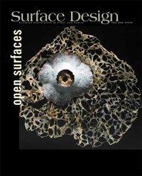 Read Online Surface Design Journal Fall 2009 Vol 34 #1 (a quarterly journal, Vol 34) pdf epub