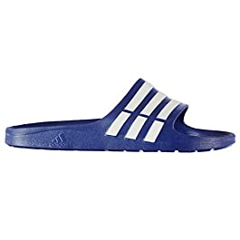 adidas Duramo Slide, Unisex Open Toe Sandals