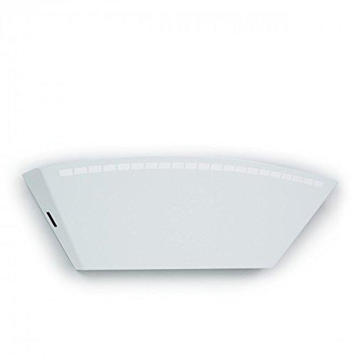 Insektenvernichter Insect-O-Cutor Uplighter 15 Watt in Weiß oder Silber, Farbe:Weiß