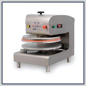 Doughxpress DXA-SS Stainless Steel Air-Automatic Dough Pr...