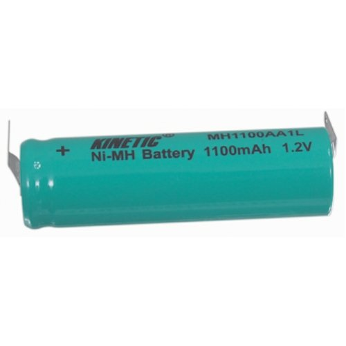 Battery pack NiMH 1.2 V 1100 mAh Nedis NIMH-55110S