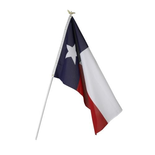 Annin State of Texas Full Size Flag 3 X 5 Cotton/polyester