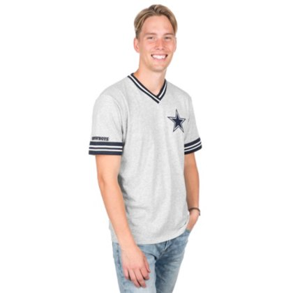 26086aabaa3 Image Unavailable. Image not available for. Color: Dallas Cowboys Mitchell  & Ness Win Vintage Tee
