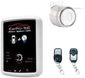 Sistema de alarma de coche con rastreador GPS y SMS: Amazon ...