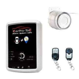 Sistema de alarma de coche con rastreador GPS y SMS: Amazon.es: Electrónica