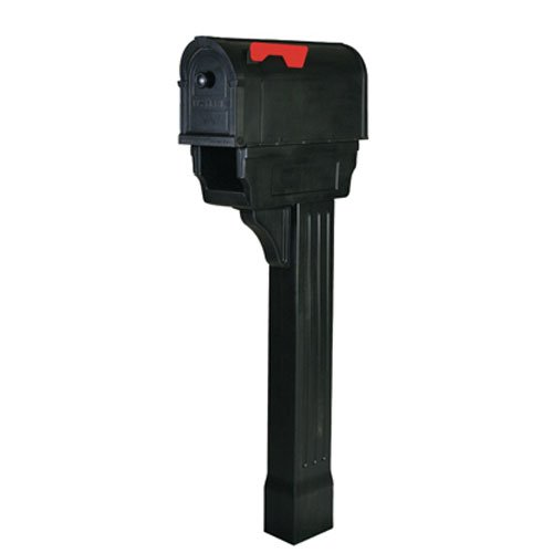 CREATIVE SOLUTIONS LLC PP300CBL Not Applicable BLK Mailbox & Post