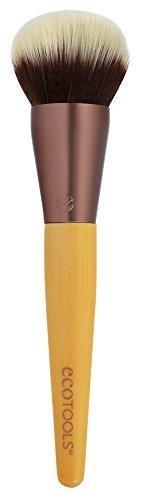 EcoTools--Cruelty Free Blending and Bronzing Brush 0.15 Ounce--Cruelty Free Synthetic Taklon Bristles, Recycled Packaging