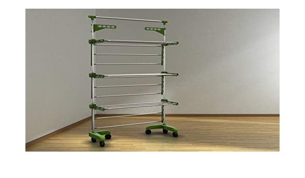 Herzberg HG-5015 - Secador de Agua multifunción Plegable, Color Verde: Amazon.es: Hogar
