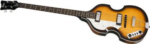 Hofner Icon Series Left-Handed Vintage Violin Bass Vintage Sunburst