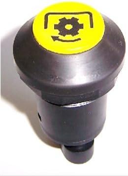 2.7659.177.0//20 Befestigungsmutter SW 36 ist im Lieferumfang enthalten ZAPFWELLE Artikel Nr. Drucktaster DTW KM 10 05 0015 Same Deutz Fahr Nr.