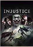 The Joker, Wonder Woman, Flash, Batman, Superman Injustice Gods Among Us Mural FATHEAD Official DC Comics Vinyl Wall Graphic 13