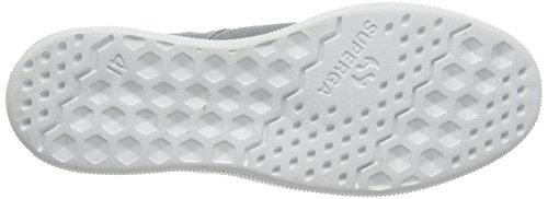 Superga 2832 Nylu - Zapatillas adultos unisex, color Gris (Grey Sage), talla 45