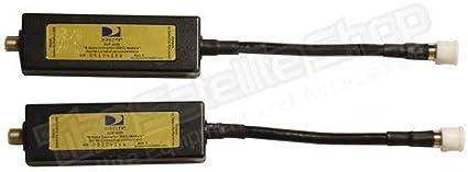 DIRECTV B-BAND CONVERTER ZINWELL MODULE SUP-2400  BBC SUP2400 TV KA REV.2 OR 3