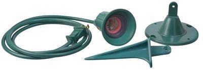 Ho Wah Kintron #05706ME Flood Light Holder/6' Cord