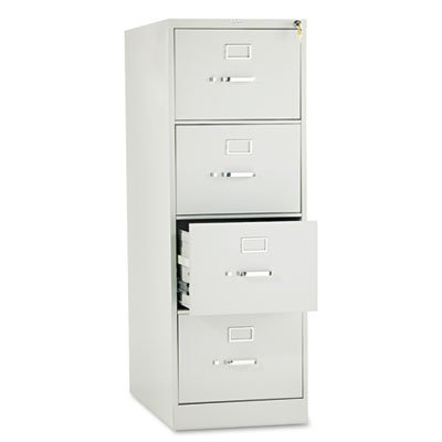 Vertical File Hon Office Furniture (HON 310 Series Vertical File With Lock - 18.25