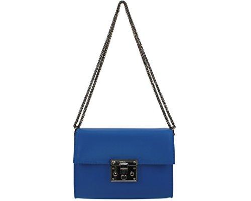 Bleu CHLOLY cuir Italie femme Roi Penelita Sac RnwvHw0xC