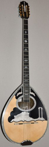 8-String Greek Bouzouki w/ Soft Case - Parthenon by Matsikas