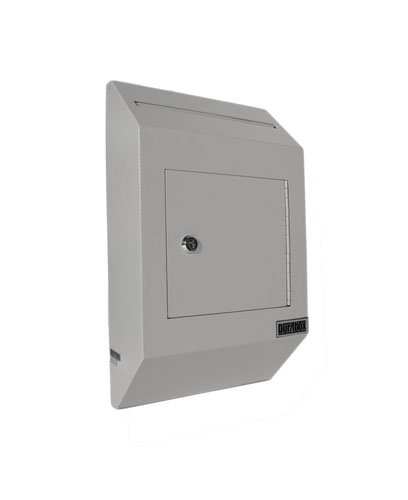 DuraBox Wall Mount Locking Deposit Drop Box Safe (W300) by DuraBox