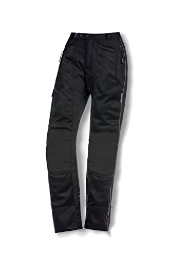 Olympia Womens Airglide 4 Motorcycle Dual Sport Pants Black 18 by Olympia Sports