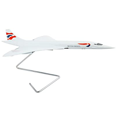 Mastercraft Collection Concorde British Airways scale model Scale: 1/100
