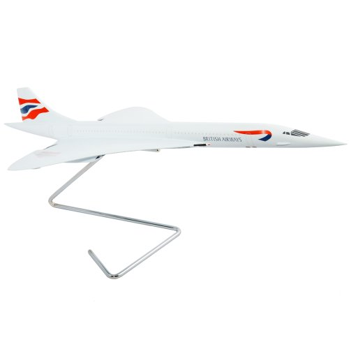 Mastercraft Collection Concorde British Airways scale model Scale: 1/100 ()