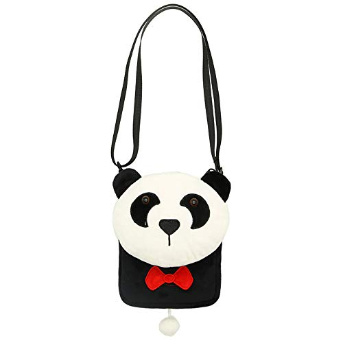 XLXWJJILY mano spalla principessa felpa animato Borsa a Borse Bello per e cartone tracolla a ragazze panda a Borse OnHrO