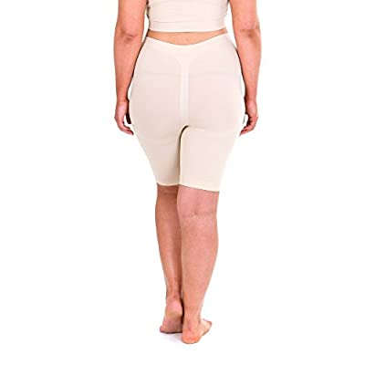 Sonsee Anti Chafing Lightweight Breathable Plus Size Underwear Slip Shorts at Women's Clothing store