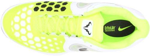 anthracite 7 005 Blanc hyper gris Trainer Violet Fonc Multicolore W Chaussures Course De Pour Nike Femmes Flex qvpPavx
