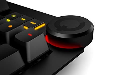 Das Keyboard 5Q Soft Tactile RGB Smart Mechanical Keyboard (DKPK5Q0P0GZS0USX) by Das Keyboard (Image #5)