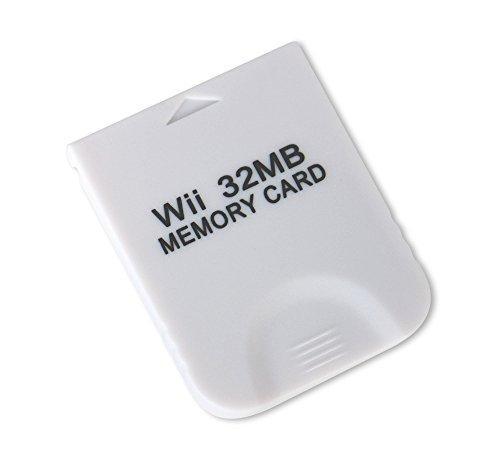 Wii ezSave memory card 32MB (Certified Refurbished)