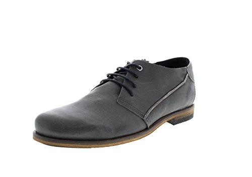 Hub MATTFIELD N80 - Herren Schuhe Schürer Halbschuhe - 034-dark-grey
