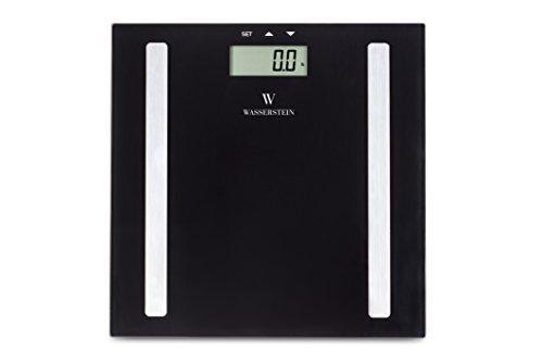 Digital Body Fat Scale w/ 400 lb. Capacity & Auto Recognitio