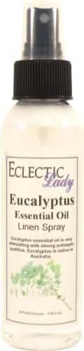 Eucalytpus Essential Oil Linen Spray, 8 ounces