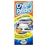 Oven Pride Complete Oven Cleaning Kit 500ml Includes Bag for Cleaning Oven Racks