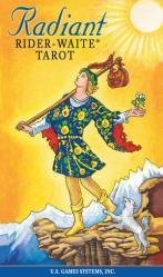 Radiant Rider Waite Tarot Deck by US Games