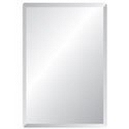 Spancraft Glass Rectangle Beveled Mirror, 24'' x 36'' by Spancraft Glass