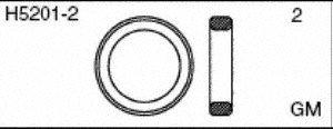 Carlson Quality Brake Parts H5201-2 Disc Brake Caliper Bushing