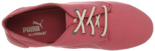 Puma Geselle Canvas Womens Casual Schuhe Sneaker / Schuh - Rose h25AzyVkhS